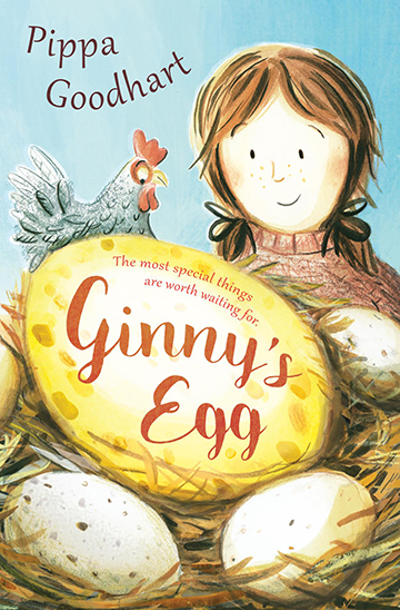 cover - Ginny's Egg