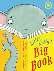 cover - Little Nellie's Big Book