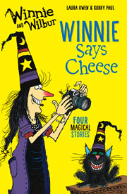 cover - Winnie Says Cheese