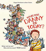 cover - What will Danny do Today?