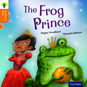 cover - The Frog Prince